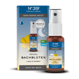 Liquid Spray Geruhsame Nacht 39 Für alle Fälle Lemon Pharma Original Bachblüten