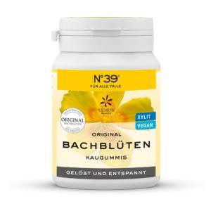 Kaugummi 39 Für alle Fälle Lemon Pharma Original Bachblüte Gelöst und Entspannt Rescue