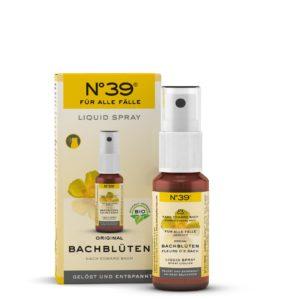 Liquid Spray 39 Für alle Fälle Lemon Pharma Original Bachblüte
