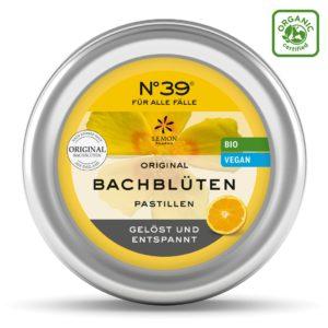 Pastillen Bio 39 Für alle Fälle Lemon Pharma Original Bachblüten bach flower nelson
